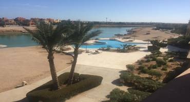Full Furnished 1 Bed For Sale In El Gouna West Golf