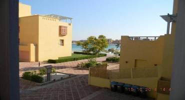 one Bedroom Apartment located  at New Marina For Sale In El Gouna