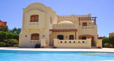 3 Bedroom Villa For Sale in West Golf - El Gouna