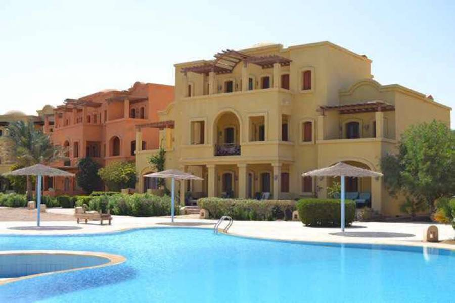 2 Bedroom Flat  For Sale In West Golf  El Gouna, Red Sea, Egypt