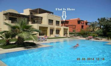 Apartment in El Gouna South Marina For Sale - El Gouna Apartment For Sale - For Sale in El Gouna Apartment in South Marina