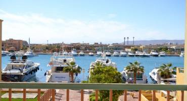 Flat In El Gouna New Marina For Sale - Apartment in El Gouna For Sale - Marina Apartment El Gouna
