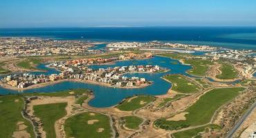 White Villa in El Gouna Phase 4 For Sale 3 Bedrooms