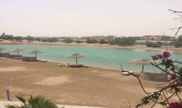 Lovely First Floor 2 Bedroom Apartment at Golf Area For Sale in El Gouna