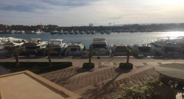 New Marina 2 Bedroom Apartment For Sale In El Gouna on Second Floor