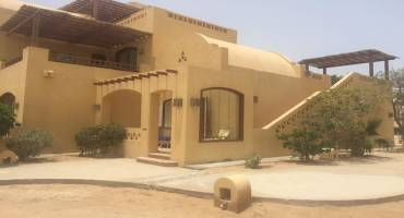 Ground Floor two-bed apartment With Private Roof Terrace For Sale In Upper Nubia El Gouna