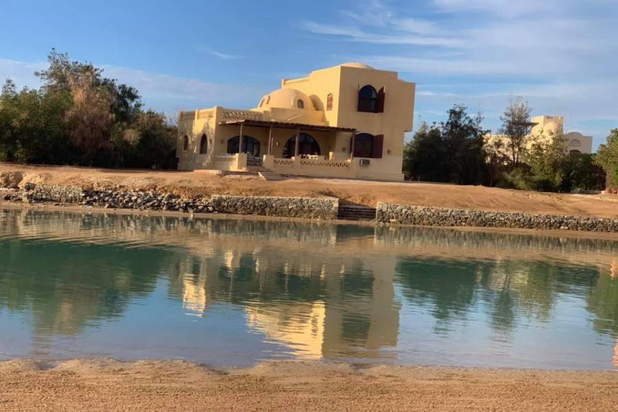 3 Bedroom Villa In Old Nubia El Gouna For Sale