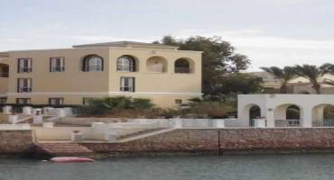 First Line Hill Villas For Sale In El Gouna