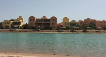 Flat For Sale In El Gouna - First Floor 2 Bedroom Apartment in El Gouna Golf First Floor - 180,000 $