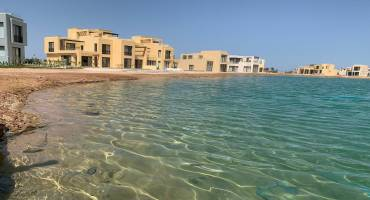 For sale in El Gouna, Tawila Towh House, Orascom Projects